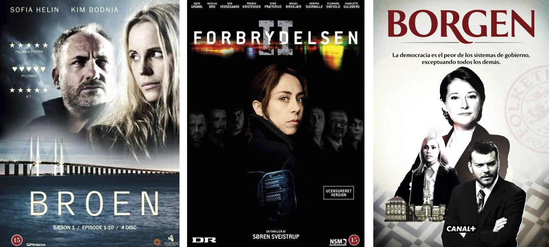 series danesas
